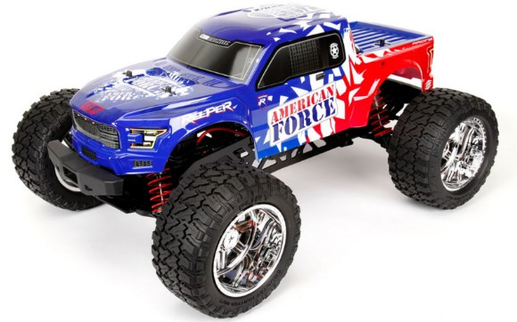 Reeper 1\7 4WD 6S AMERICAN FORCE